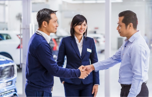 4 DEALERSHIP ETIQUETTE TIPS